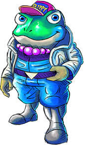 Slippy (Star Fox 2)