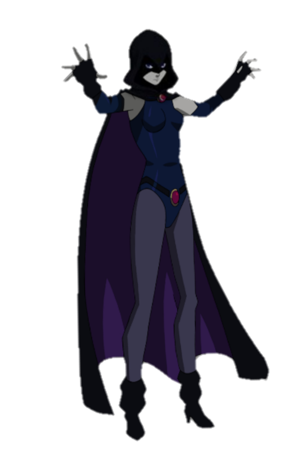 Raven (DC Animated Film Universe)