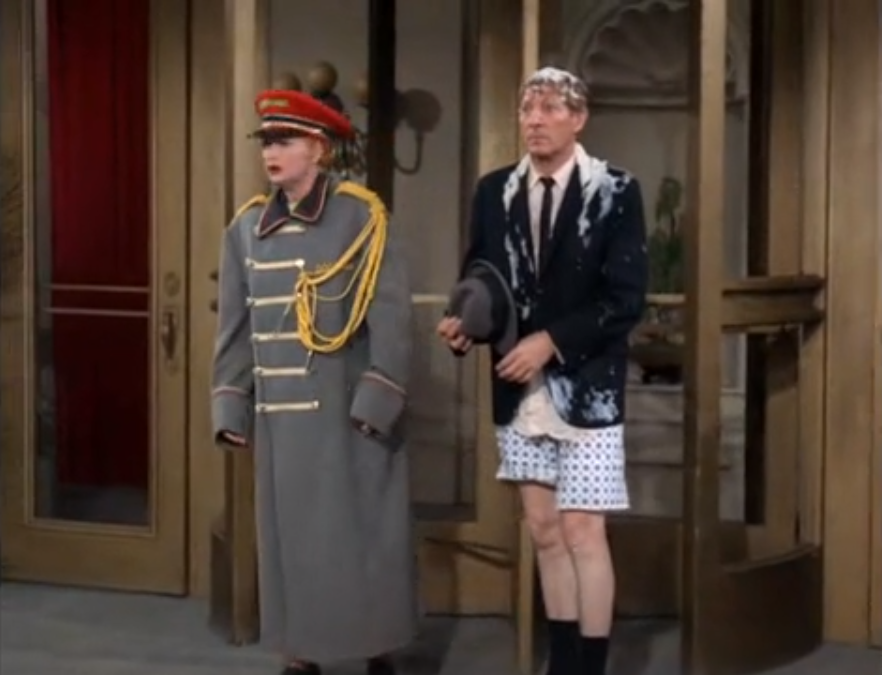 Danny Kaye (The Lucy Show)