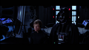 Vader brings