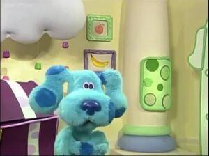 Blue's room blue 324432