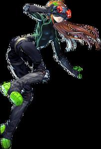 Futaba Sakura as Phantom Thief