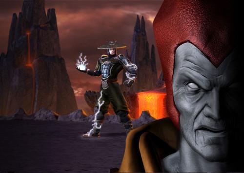 Raiden (Mortal Kombat)/Synopsis