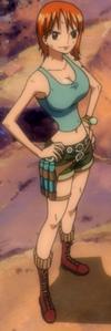 Nami Movie 7 Third Outfit