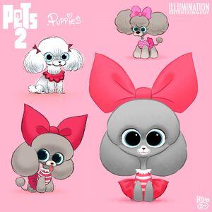 Princess (SLOP 2) concept art