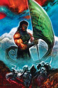 The Green Lantern Season Two Vol 1 11 Textless