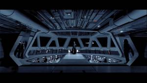 Darth Vader follows