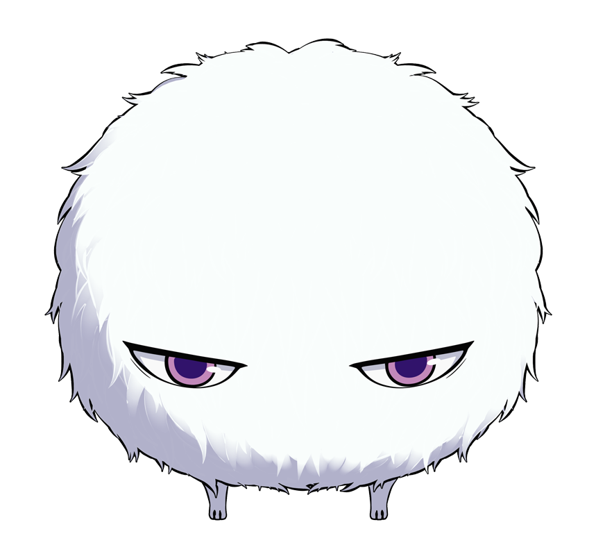 Fuzzy (The Morose Mononokean)