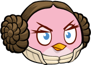 Leia Organa (Angry Birds Star Wars)
