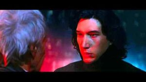 Star Wars Episode VII The Force Awakens - (Han Solo's Death)