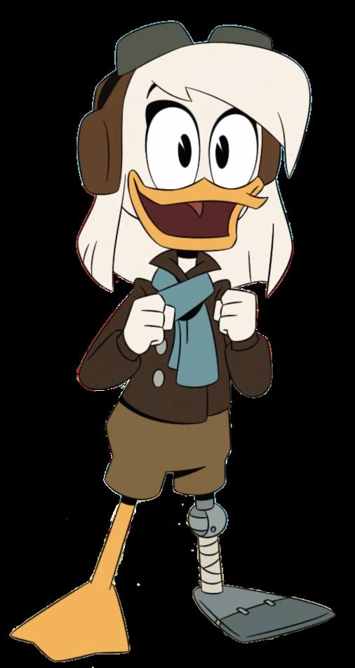 Della Duck (DuckTales 2017)