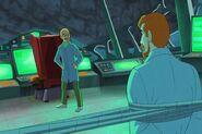 Dr. Benton Quest held prisoner by Dr