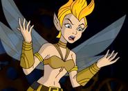 Fairy Princess Willow facing Krudsky