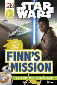 Finn's Mission Cover