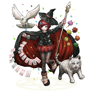 Himiko Yumeno Illustration