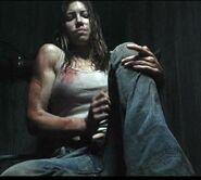 Jessica Biel as Erin Hardesty in Texas Chainsaw Massacre 18