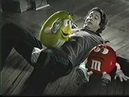 M&M's Commercial (Circa 1997)