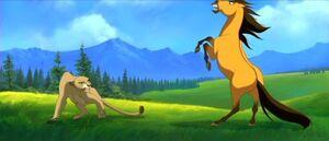 Spirit-Mountain-Lion-spirit-stallion-of-the-cimarron-4729567-777-334-1-