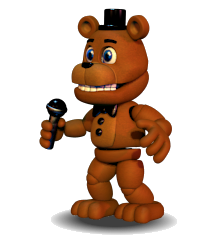 Freddy Fazbear (FNAF World)