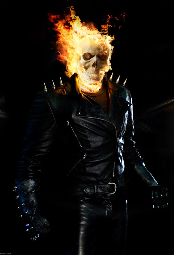 Ghost Rider (Ghost Rider Film Series)