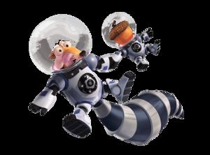 Scrat-Spaceman