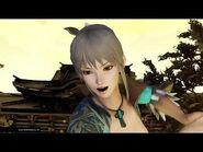 Warriors Orochi 4 - Wang Yuanji Unique Weapon