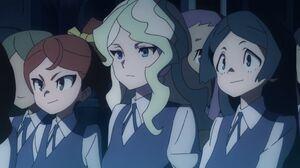 Diana, Hannah, and Barbara