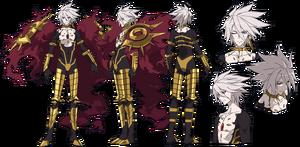 Karna Character Sheet