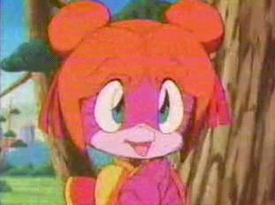 Carla (Samurai Pizza Cats)