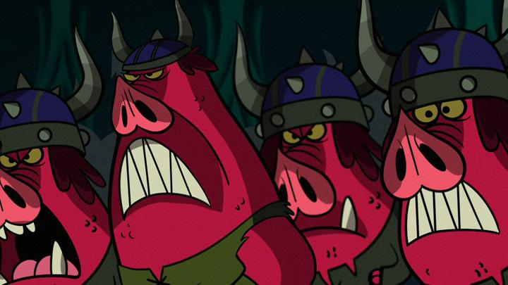 Draykor's Hog Army