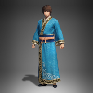 Xiahou Ba Civilian Clothes (DW9)