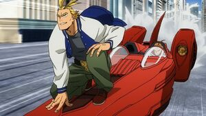 All-might-young