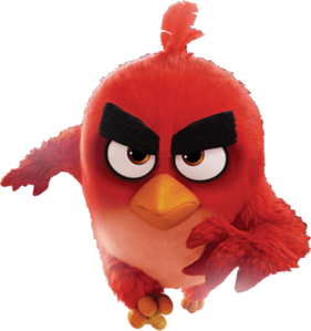 Angry Birds Movie Red 7