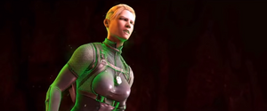 Cassie Cage You son of a bitch!