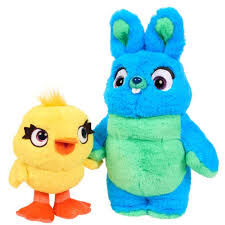 Ducky and Bunny merchandise