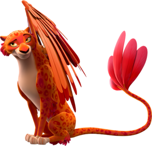 Luna (Elena of Avalor)