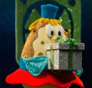 SpongeBob SquarePants - Mrs. Puff Christmas