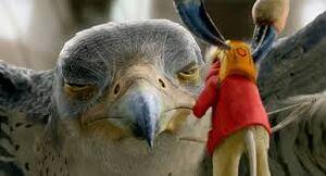 Stuart Little vs Falcon