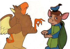 The Gryphon and the Mock Turtle
