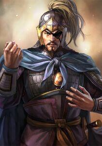 Xiahou Dun (domestic eyepatch young) - RTKXIII