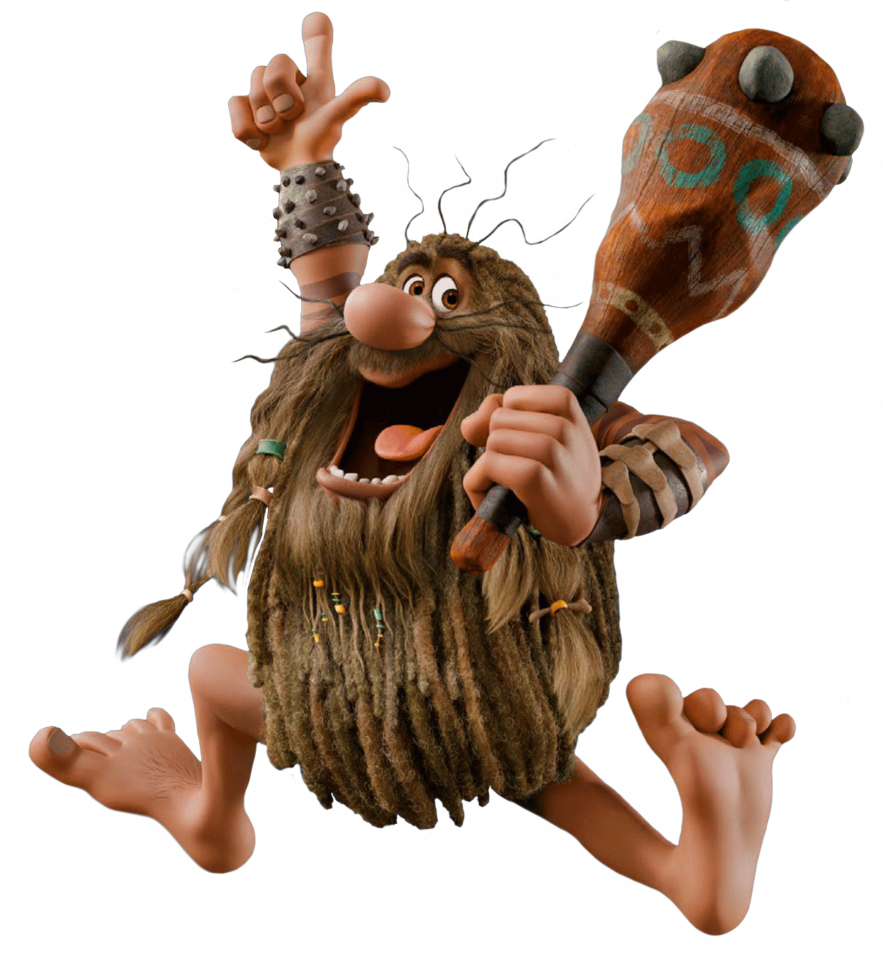 Captain Caveman (Scoob!)