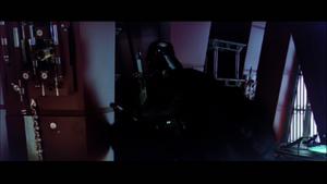 Darth Vader howling