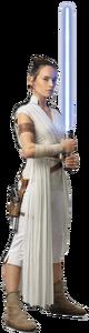 Rey Star Wars render