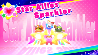 Star Allies Sparkler