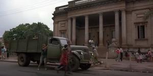 Ted, Susan and Morogo arrive at Nairobi