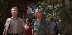 Ted, Susan and Morogo at Nairobi Downs