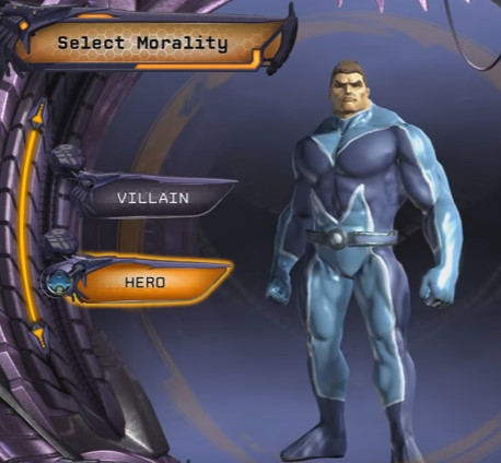 New Hero (DC Universe Online)