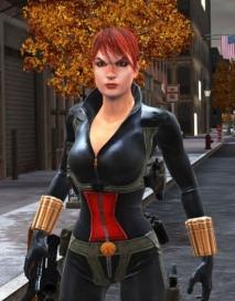Black Widow (Spider-Man: Web Of Shadows)
