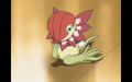 Captured Floramon
