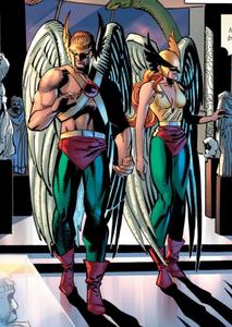 Carter and Shiera Hall Prime Earth